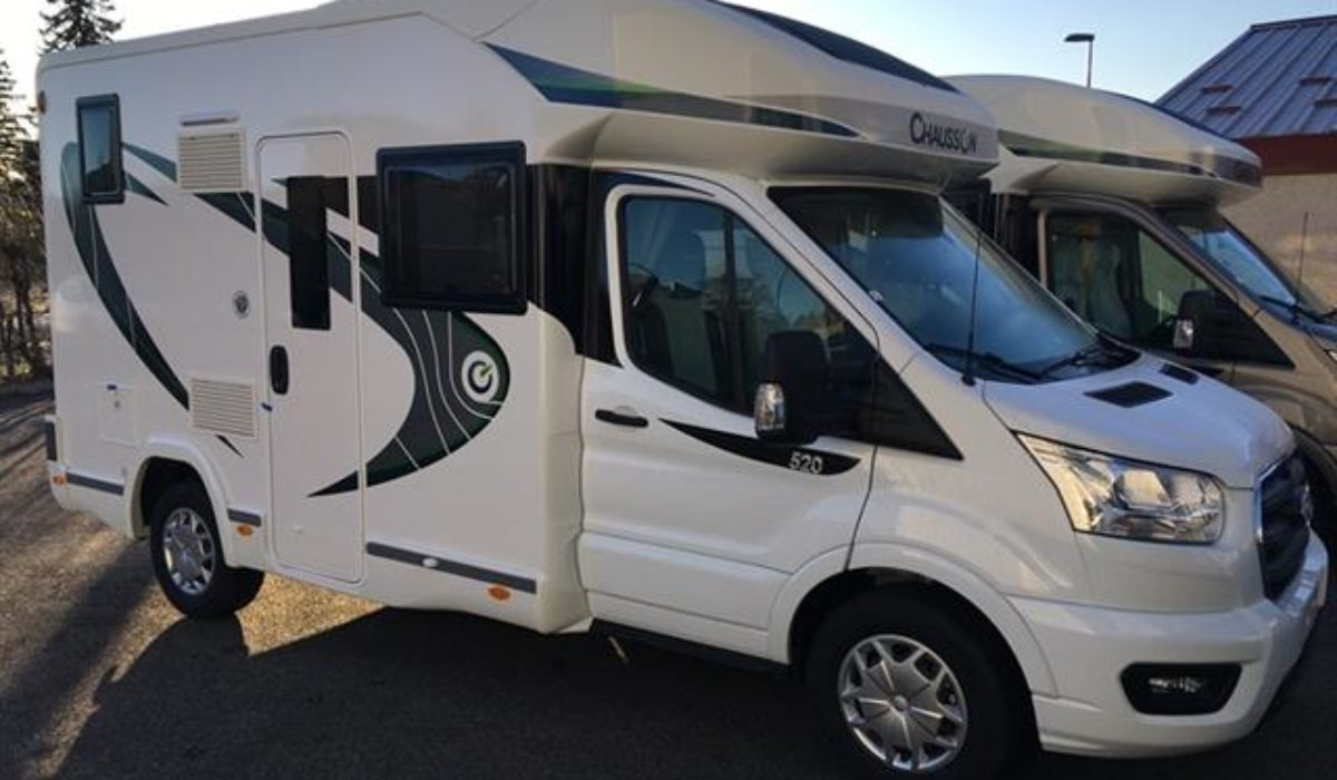 CAMPING CAR Chausson WELCOME 520